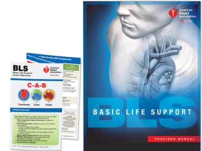 2015 AHA BLS Provider Manual