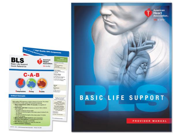 2015 AHA BLS Provider Manual