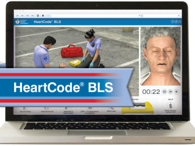 Heartcode BLS with Skill session