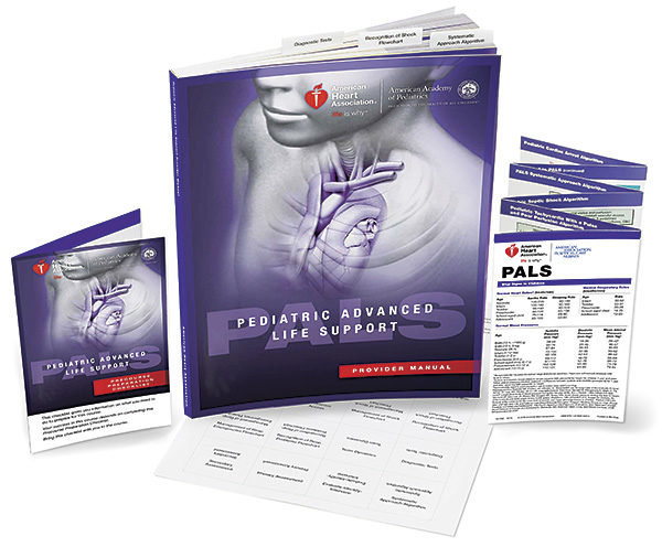 2015 AHA PALS Provider Manual